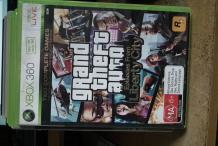 XBox 360 Grand Theft Auto