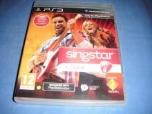 SingStar and Guitar  PS3 game