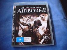 Medal of Honor: Airborne PS3 Game  nm