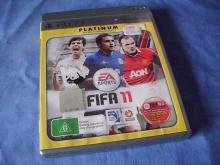 FIFA 11   **PLATINUM**   PS3 game