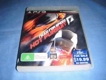 NEED FOR SPEED HOT PURSUIT   PS3  nm