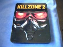 Killzone 2 Collectors Edition in Tin Case PS3 game