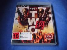 Army of Two The 40th Day PS3 Game