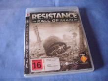 Resistance: Fall of Man  PS3 game  R16