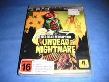 Red Dead Redemption Undead Nightmare     PS3  nm