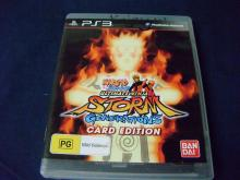 Naruto Shippuden: Ultimate Ninja Storm Generations  PS3  card ed.