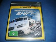 Need for Speed Shift    PS3 game  P