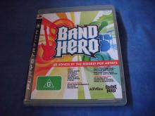 BAND HERO   PS3 game