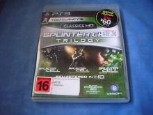 Tom Clancy's Splinter Cell Classic Trilogy HD PS3