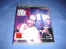 Kane & Lynch 2: Dog Days     PS3 game  xr