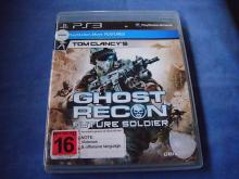 PS3 Move Tom Clancy's Ghost Recon:Future Soldier