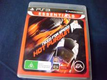 NEED FOR SPEED HOT PURSUIT   PS3  essentials ed