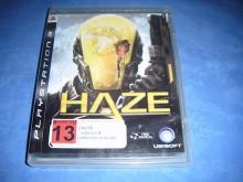 HAZE  PS3 game NM