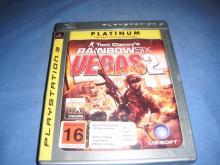 Tom Clancy's Rainbow Six Vegas 2  PS3 P