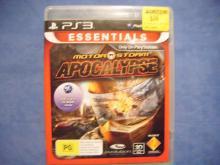 MotorStorm Apocalypse PS3 essentials game