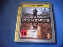 RESISTANCE 2     *PLATINUM*     PS3 game