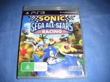 Sonic & SEGA All-Stars Racing PS3 Game