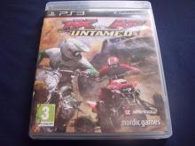 MX vs ATV UNTAMED  PS3 Game