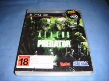 ALIENS vs PREDATOR  PS3 Game NM