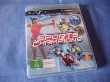 PS3 Move SPORTS CHAMPIONS