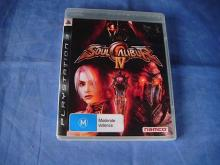 SOUL CALIBUR IV Soulcalibur 4 PS3 Game