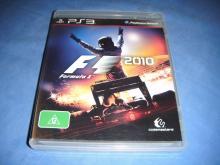 F1 2010 / Formula 1 PS3 Game