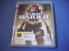 Tomb Raider Underworld PS3 Game NM