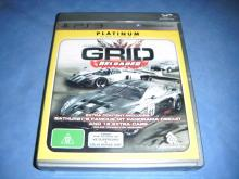 Racedriver Grid Reloaded  PS3 Game P  NM