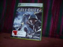Call of duty 2  Xbox360