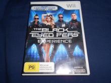 Black Eyed Peas Experience The Wii n/m
