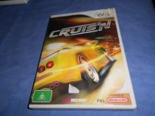 Cruis'n  Wii game
