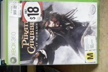 X Box360 Pirates of the Caribbean