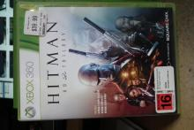Xbox 360 Hiitman (Trilogy)