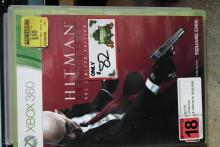 X Box 360 Hitman (A B Solution)