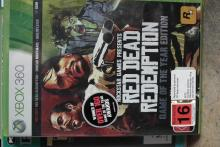 XBox 360 Red Dead Redempion