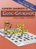 Simon Shuker's Code-Cracker Vol 3