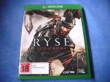 Ryse Son of Rome  Xbox One in Canterbury
