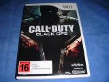 Call of Duty: Black Ops   Wii game