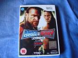 SmackDown vs. RAW 2009  Wii game