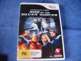 Fantastic 4: Rise of the Silver Surfer   Wii game