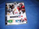 MADDEN NFL 10   PS3 game in Canterbury