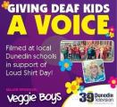Giving Deaf Kids a Voice in Otago
