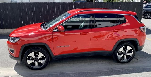 image-4, 2020 Jeep Compass Limited 2.4 Auto 4WD at Central Otago
