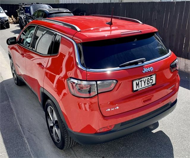 image-6, 2020 Jeep Compass Limited 2.4 Auto 4WD at Central Otago