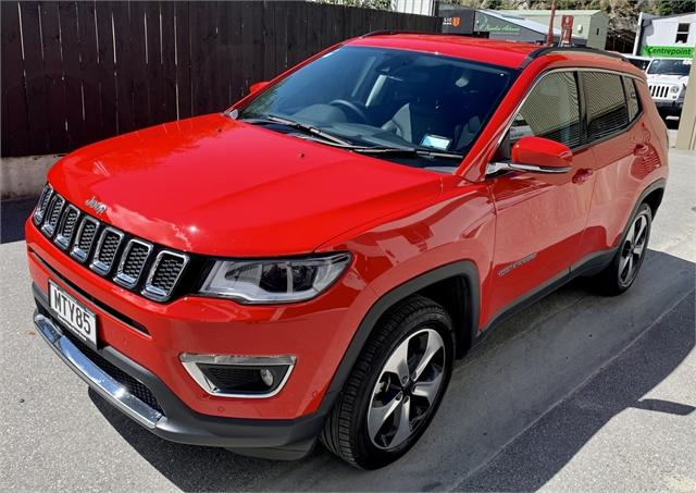 image-3, 2020 Jeep Compass Limited 2.4 Auto 4WD at Central Otago