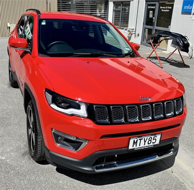 image-1, 2020 Jeep Compass Limited 2.4 Auto 4WD at Central Otago