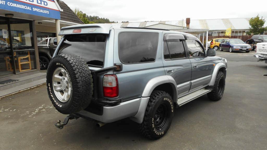 image-3, 1996 Toyota Hilux Surf SSR-G SSR-G at Dunedin