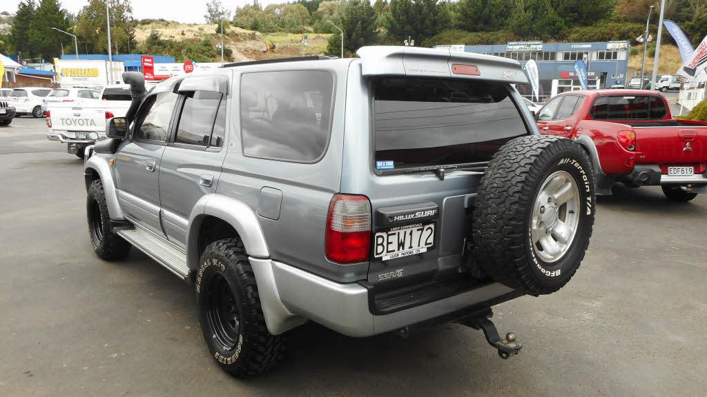 image-4, 1996 Toyota Hilux Surf SSR-G SSR-G at Dunedin
