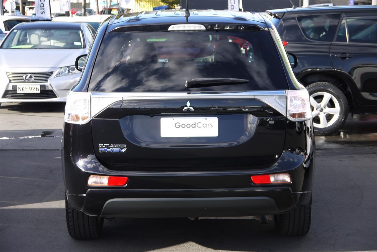 image-3, 2013 Mitsubishi OUTLANDER PHEV G AWD CRUISE at Christchurch