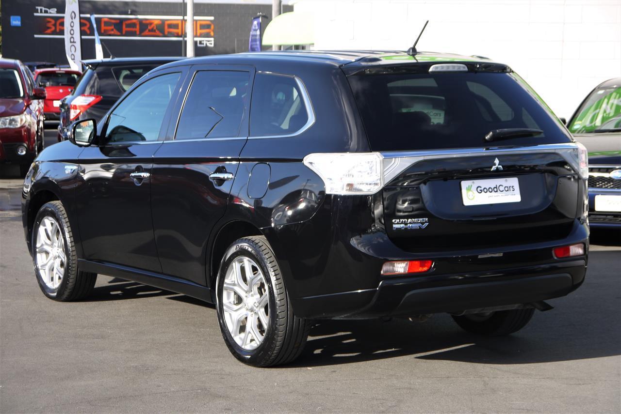 image-4, 2013 Mitsubishi OUTLANDER PHEV G AWD CRUISE at Christchurch